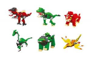 Assortment, Capsule Dinosaurs II series