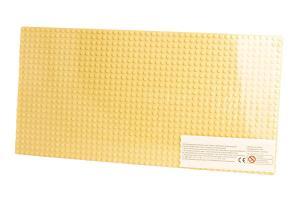Grundplatte 24x48, Sandgelb