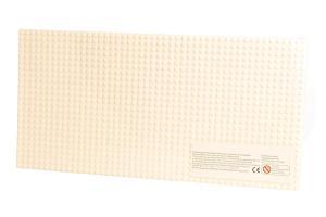 Grundplatte 24x48, cremeweiß