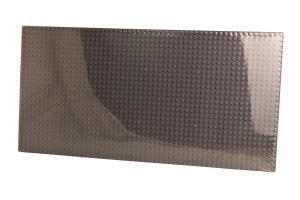 Grundplatte 28x56, Dunkelgrau