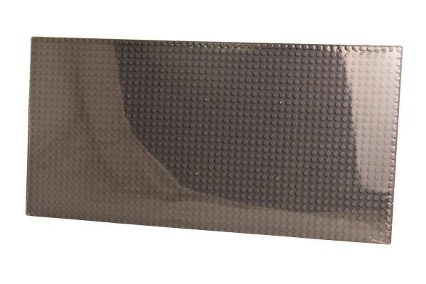 Plate 28x56, Dark Grey