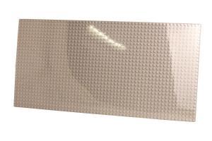 Grundplatte 28x56, Hellgrau