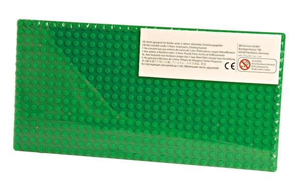 Grundplatte 16x32, Grün