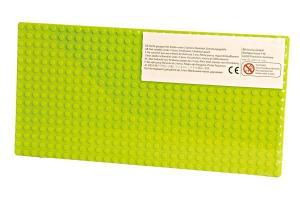 Plate 16x32, Light Green