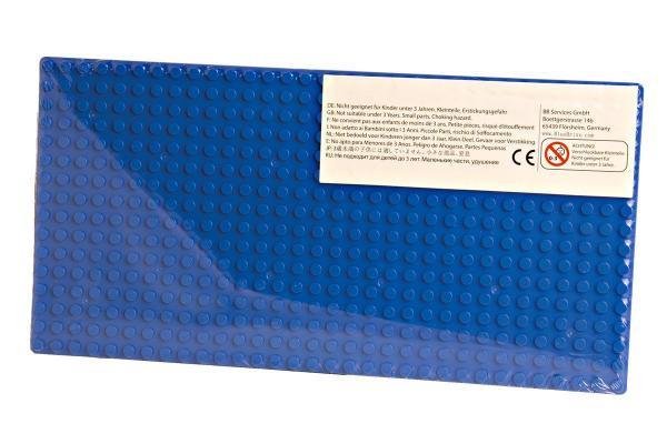 Plate 16x32, Blue
