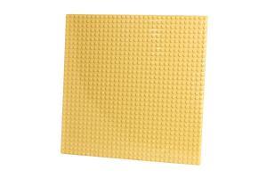 Plate 32x32, Sandy Yellow