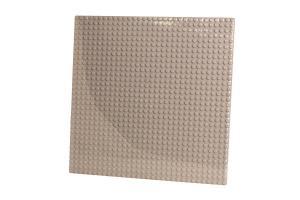 Grundplatte 32x32, Hellgrau