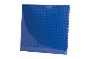 Grundplatte 32x32, Blau
