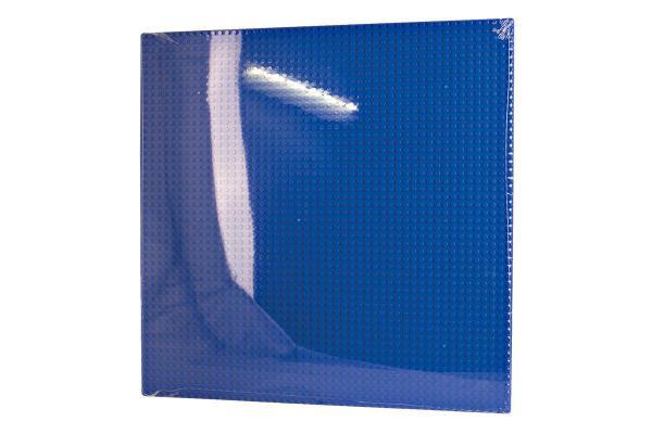 Grundplatte 50x50, Blau