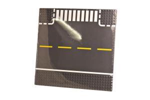 Plate 32x32, Street T-Shape
