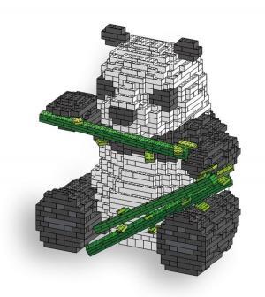 80cm hight Panda