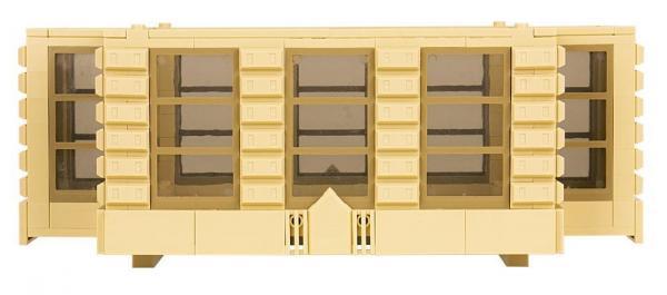 Wolkenkratzer Erweiterungs Etage