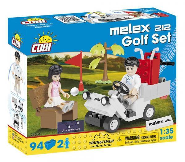 Melex 212 Golf Set