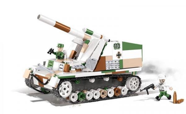 SD.KFZ 165 Hummel