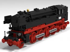 Steam locomotive BR 65
