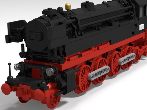 Steam locomotive BR 65