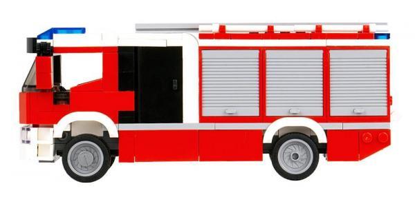 Firetruck Turin, FF150, HLF20