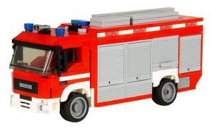 Firetruck Augsburg, ME14, 280, RW2