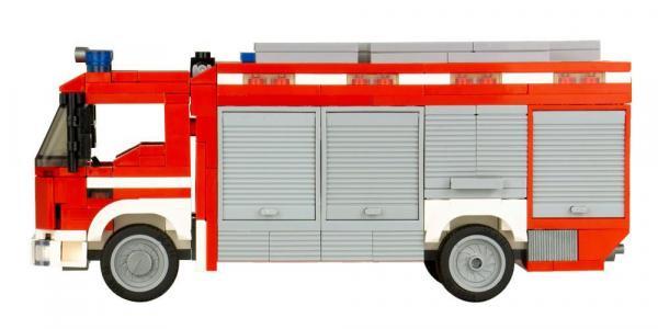 LKW Augsburg, Feuerwehr, ME14, 280, RW2