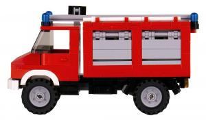 LKW Stuttgart, Feuerwehr, TLF 8