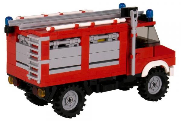 Firetruck Stuttgart, TLF8