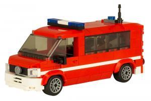 Firetruck Wolfsburg, ELW