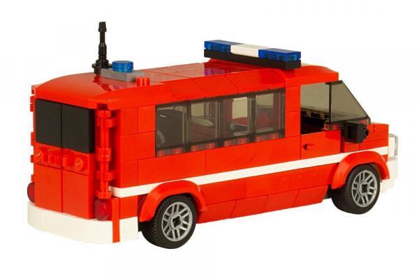 Transporter Wolfsburg, Feuerwehr ELW