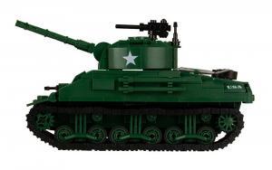 Panzer Sherman M4A2, WWII