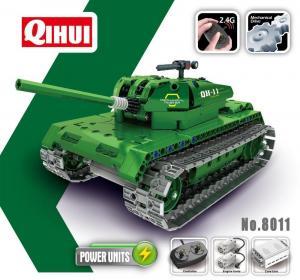 R/C Tank 2.4G 4CH - 2 in 1 Model
