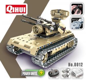R/C Anti-aircraft Tank 2.4G 4CH