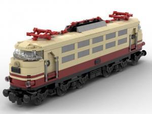 Lokomotive BR103 DB Rheingold
