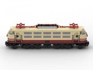 Locomotive BR103 DB Rheingold