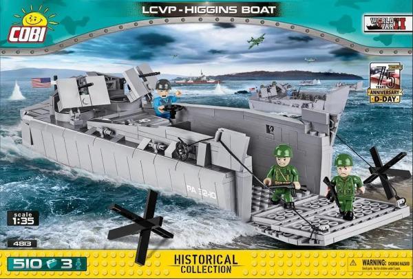LCVP-Higgins Boat