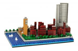 Manhattan Unit 1 Esplanade