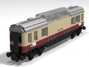 Rheingold DB Aussichtswagen