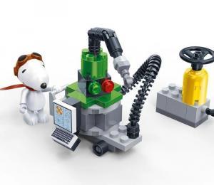 Snoopy Werkstatt