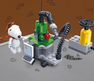 Snoopy Workshop