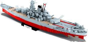 Schlachtschiff Musashi