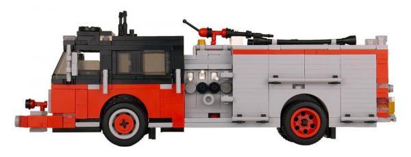 Spartan ERV Pumper Version 3 red/black