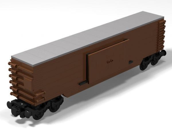 Flachdachwagen 60 Fuß Hicube