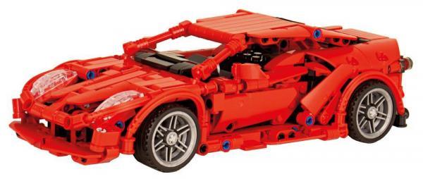 Sportwagen, Rot