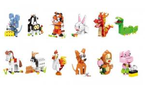 Idea-Box Brick Chinese Zodiac