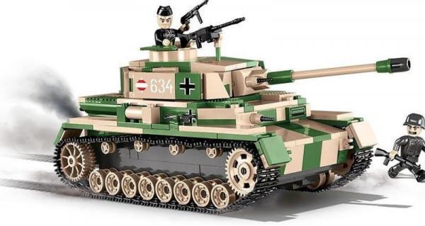 Panzer IV Ausf. F1/G/H 3in1 Set
