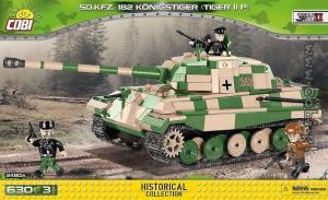 SD.KFZ. 182 Königstiger (Tiger II P)
