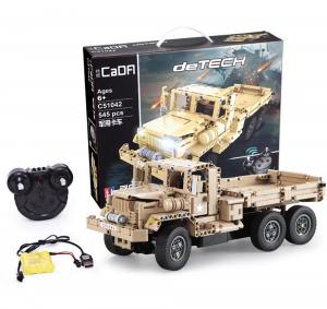R/C Military Truck (large chassis) technic 2.4 G