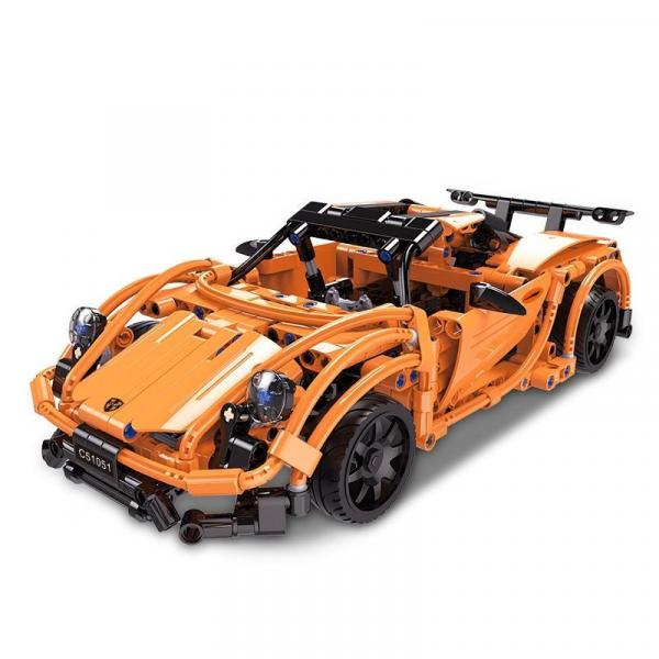 R/C technic Racing Car (large chassis) 2.4 G