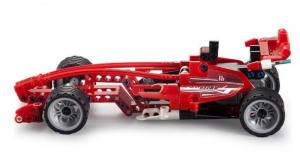 Formula Racing Car with Pull Back