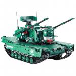 Ferngesteuerter Technik 2in1 Kampfpanzer 2,4 G