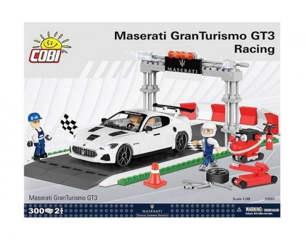 Maserati GT 3 Racing