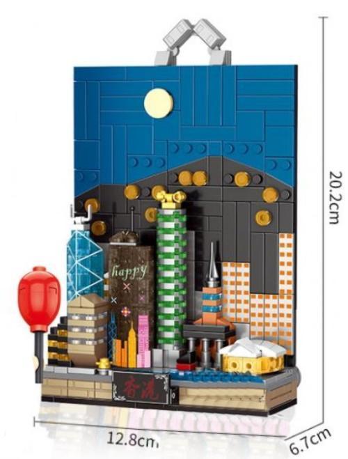 Miniature City, Hong Kong